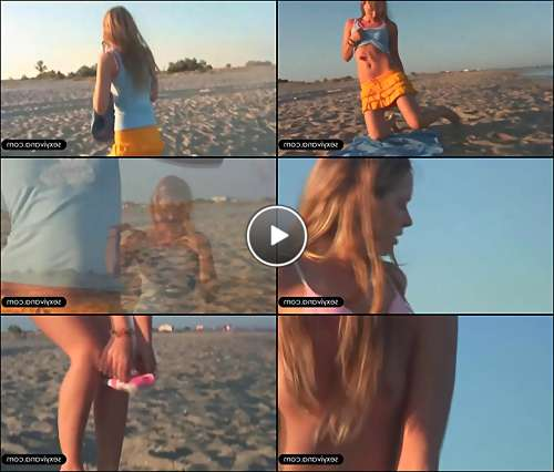 nude beach videos video
